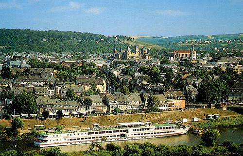 Germany's oldest city, Trier.