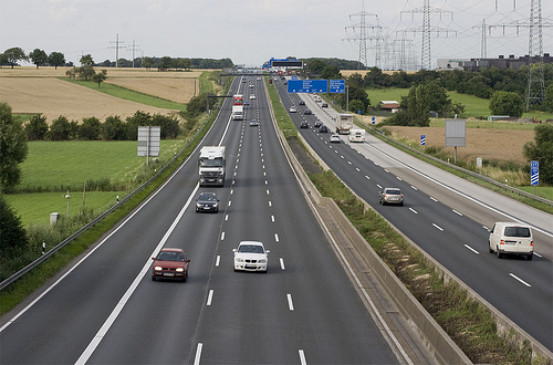 New toll roads proposed for autobahn.