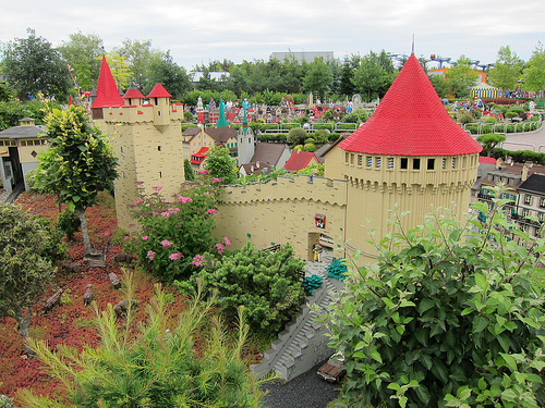 Fill with wonder at LEGOLAND.