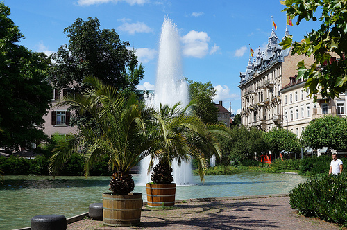 Relax in beautiful Baden-Baden