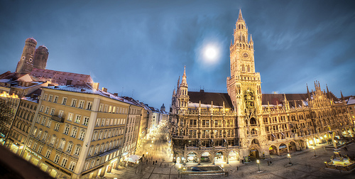 Munich holds the 13th Economic Summit to discuss free trade.