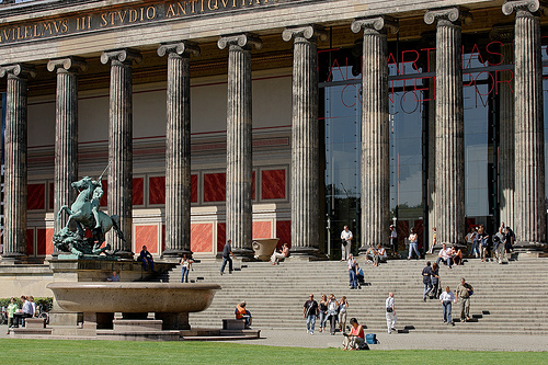 Alte Museum in Berlin.