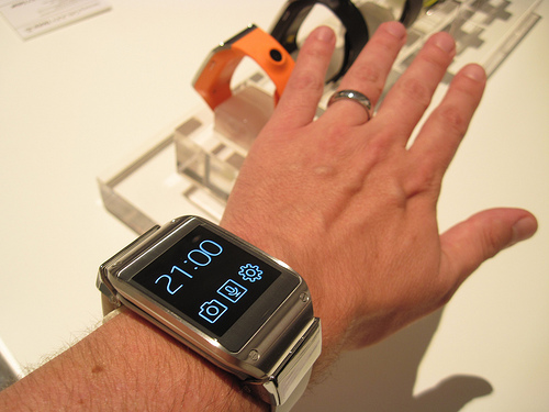 This year, wearable internet devices like smart-watches are trending.