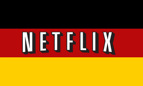 Netflix now available in Germany.