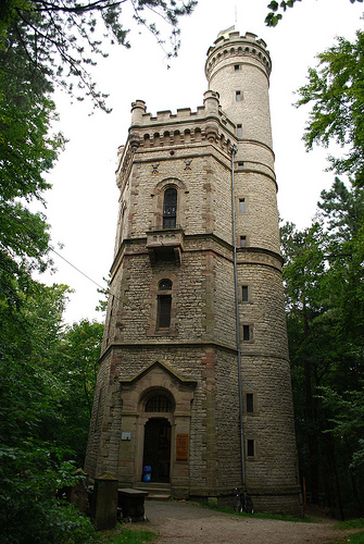 Bismarck tower in Göttingen