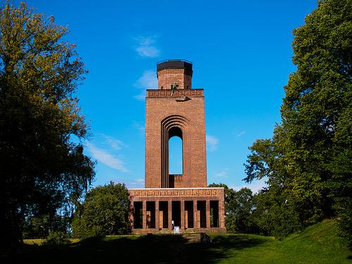 Bismarck Tower Brandenburg.