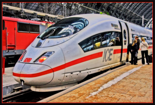 Deutsche Bahn to have free high speed internet.