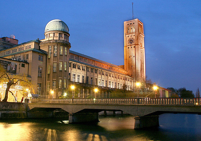 Deutsches Museum in Munich.