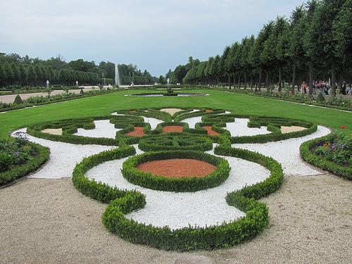 Schwetzingen gardens.