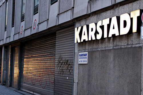 Karstadt is closings stores to stay in business. Will it be enough?