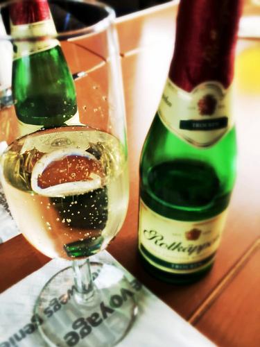 Rotkäppchen Sparkling Wine.