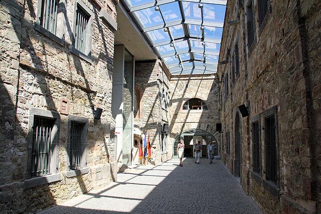 Explore Ehrenbreitstein Fortress.