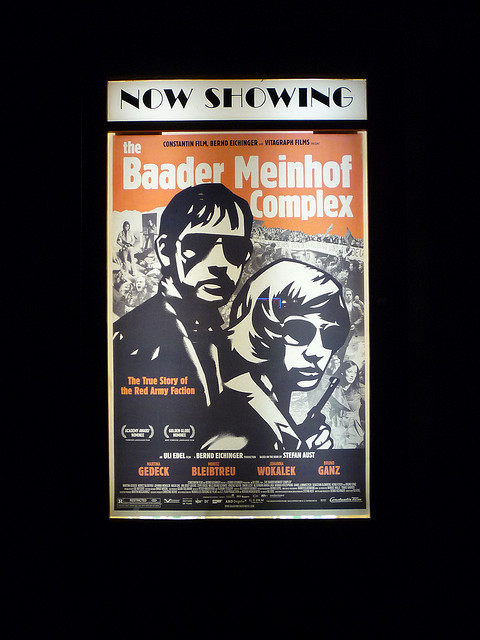 Learn about German films. This week: The Baader Meinhof Complex.