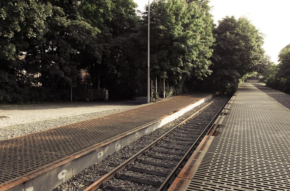 Jewish Memorial, Track 17 in Grunewald.