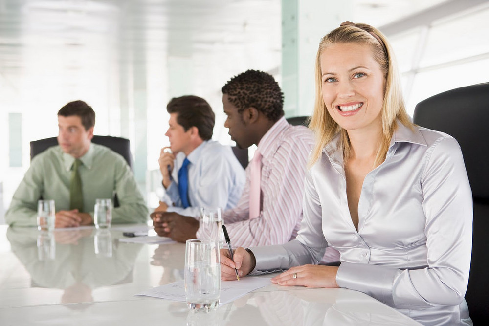 More women to be in key business roles.