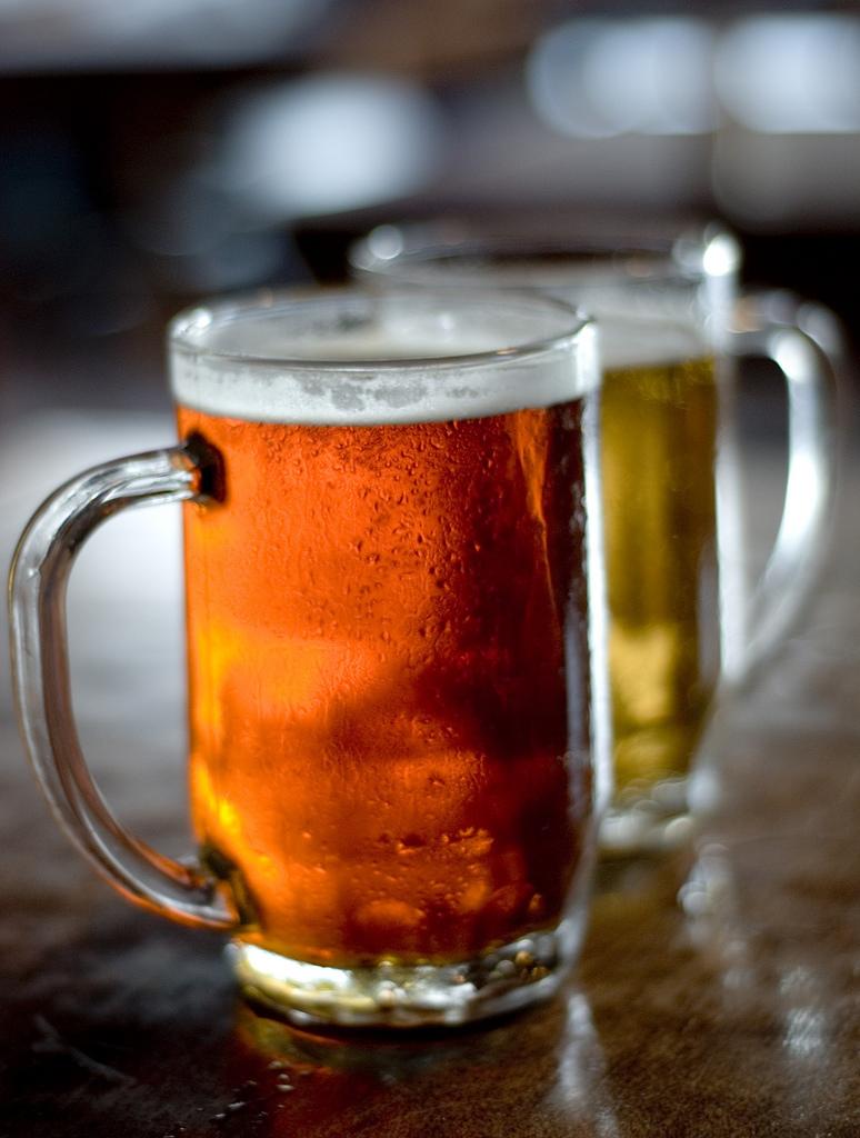 Sven Rudloff's account of German beer.