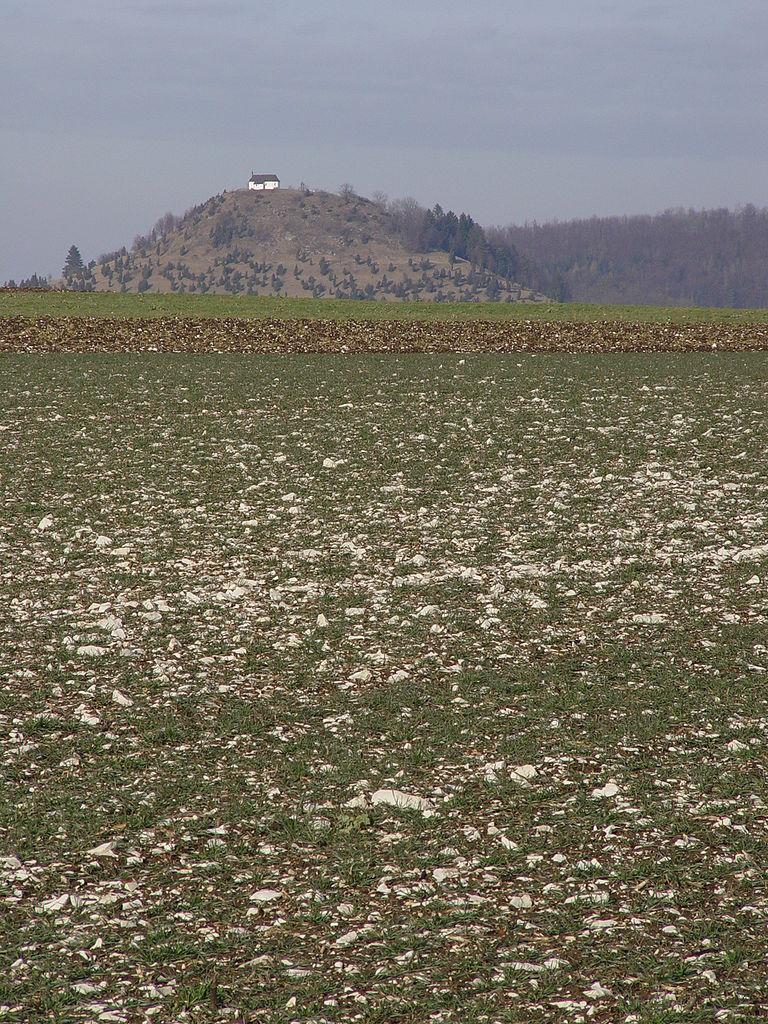 Schwäbische Alb barren lands.