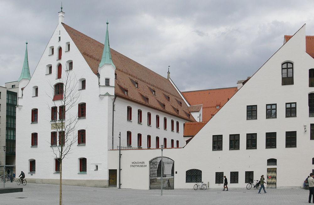 Munich Stadtmuseum!