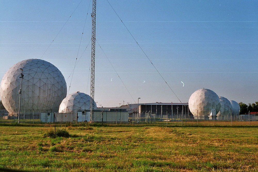 Bad Aibling spy station, Bavaria