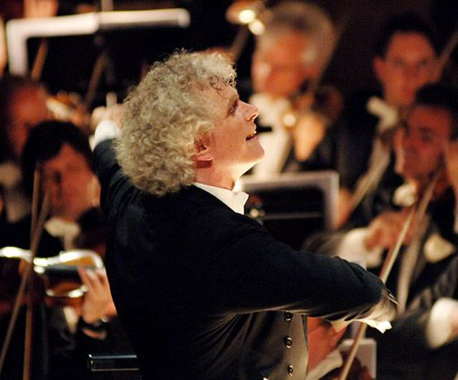 Berliner Philharmoniker / Wikimedia