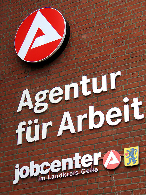 A 'Jobcenter' in Celle, Lower Saxony. Bernd Schwabe / Wikimedia