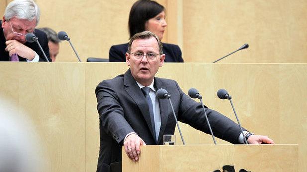 Bodo Ramelow speaks on gay marriage in Germany.
