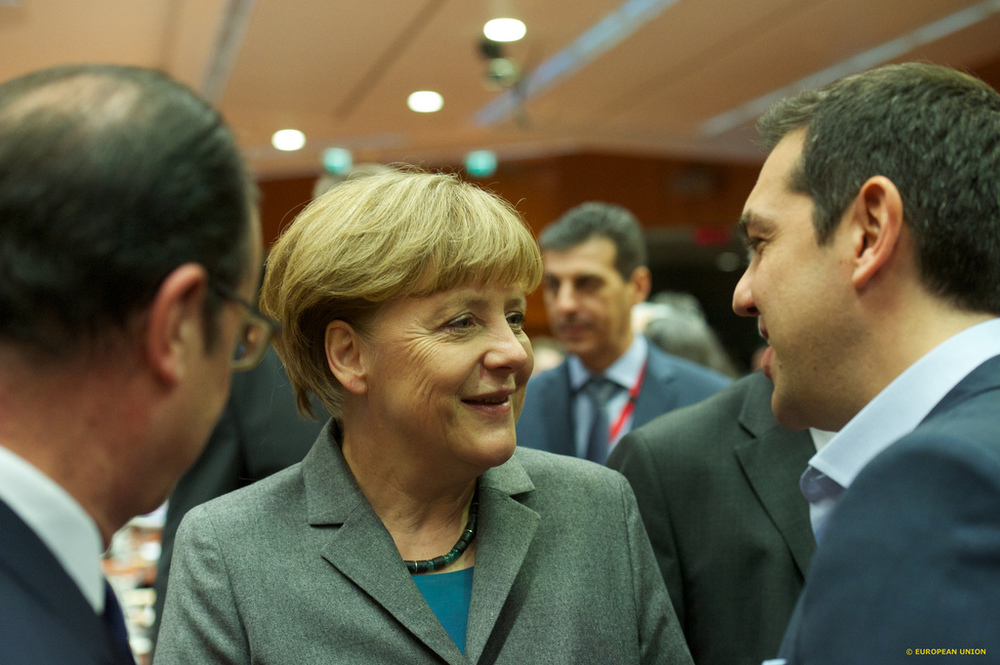 What role will Germany play in Greece's future.