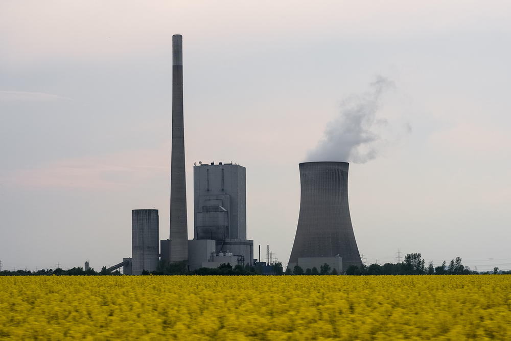 Germany to close down coal plant to help climate.