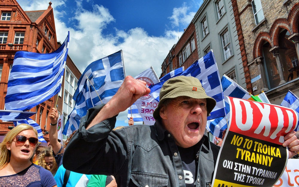 What will happen to Greece and what should Germany do?
