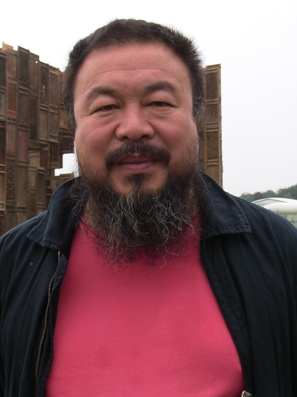 Artist and political activist Ai Weiwei comes to Germany.