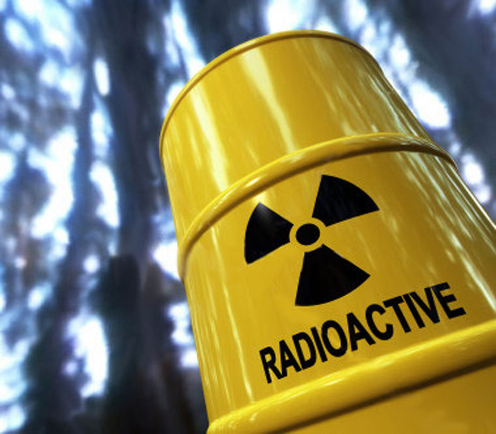 Germany plans nuclear waste storage sites.