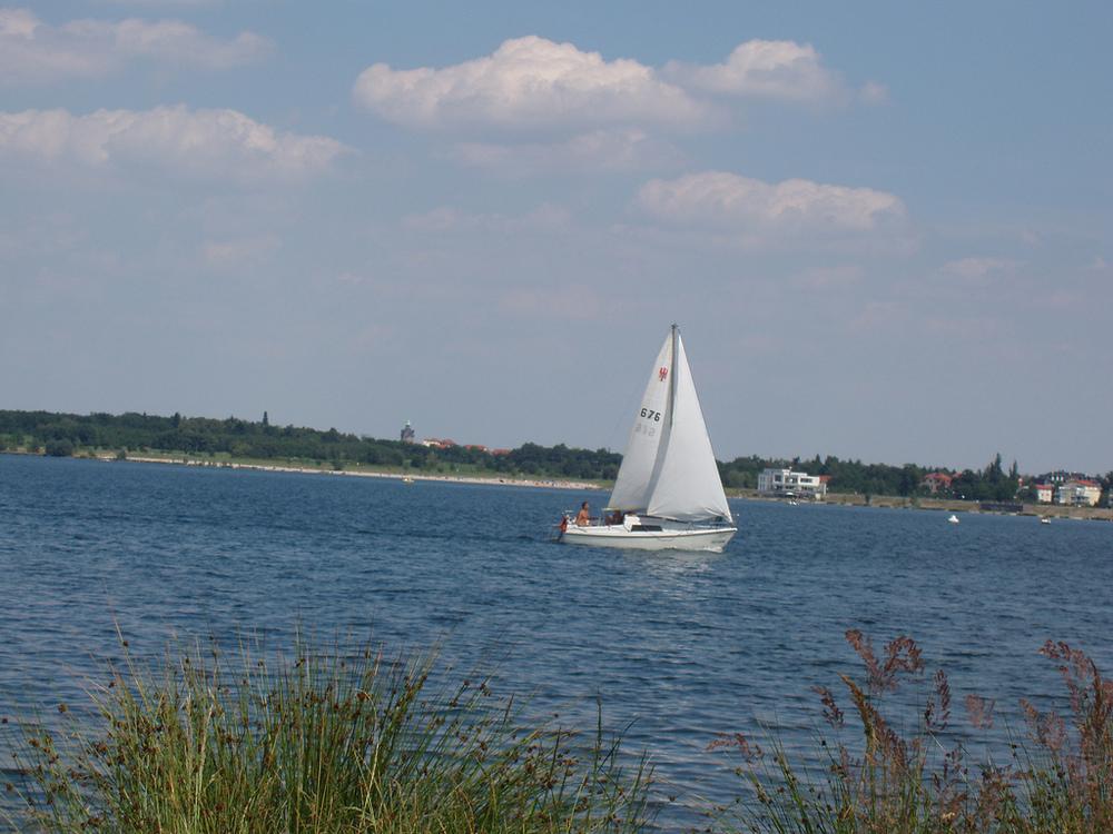 Cospudener See, Leipzig.