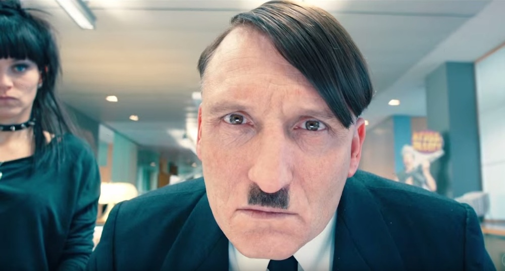 Hitler is back... and now in theaters. Er Ist Wieder Da!