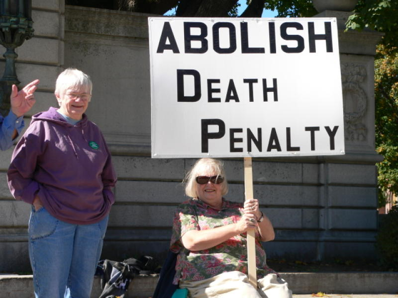 October 10th, World Day Against the Death Penalty.