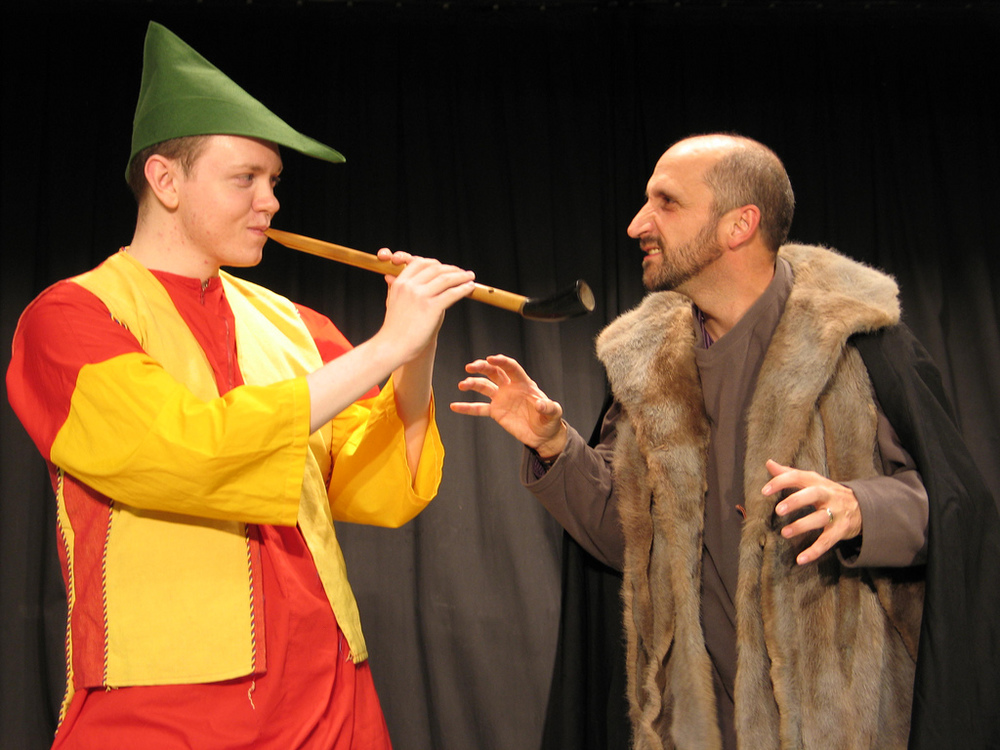 Visitors can see all sorts of Pied Piper themed shows in Hamelin.