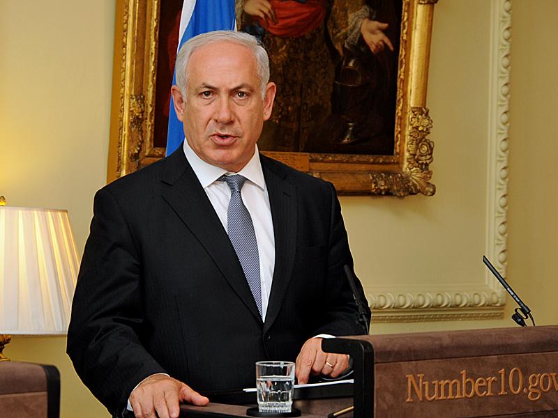 Benjamin Netanyahu revises Holocaust history.