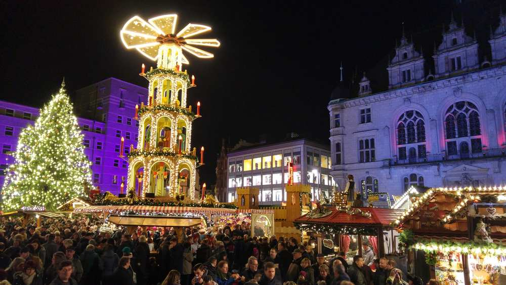 Halle Christmas Market!