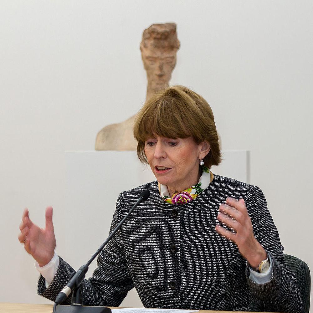 Cologne's Mayor, Henriette Reker ( Raimond Spekking/Wikimedia )