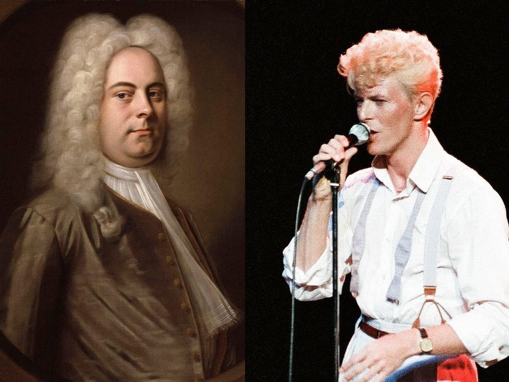 From Handel to Bowie