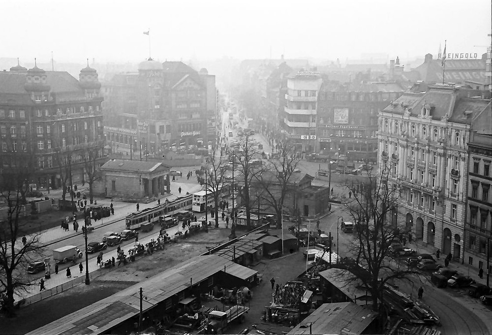 Potsdamer Platz, 1938