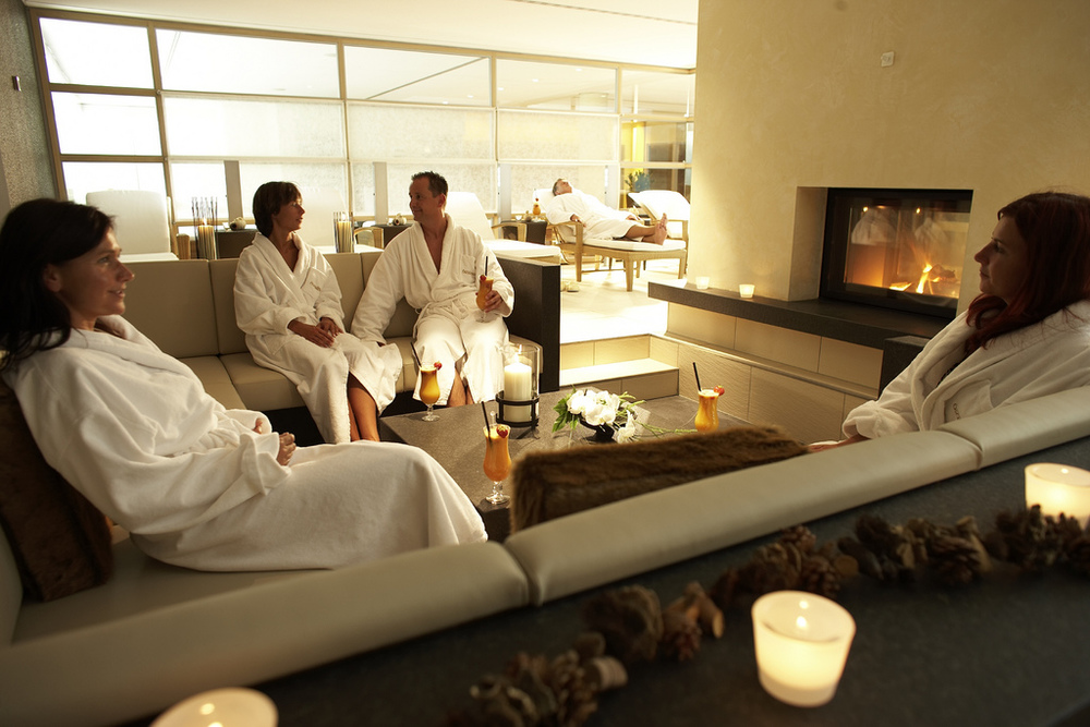 Relax in a Hochschwarzwald spas after a long days in nature.