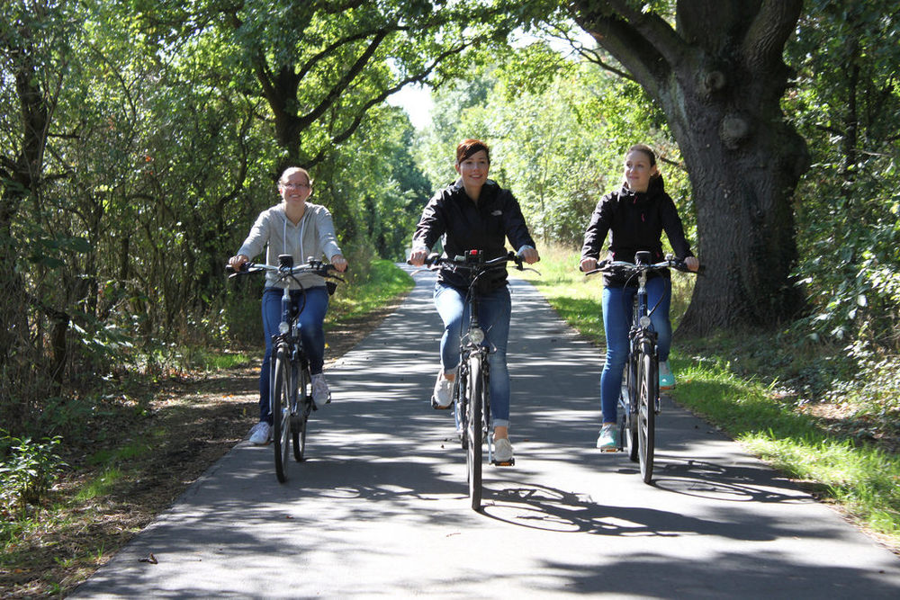 Bike trips for all ages and experience levels. Brandenburg by bike.