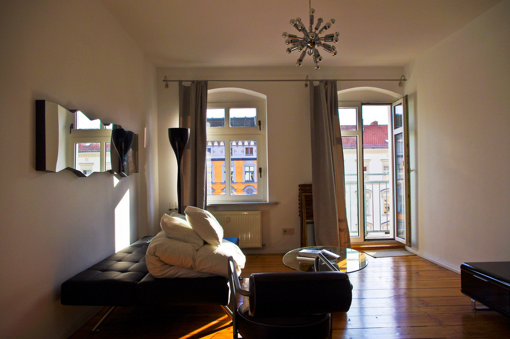 New law passes that ban Berlin owners from renting their apartment on AirBNB and other apartment sharing websites.
