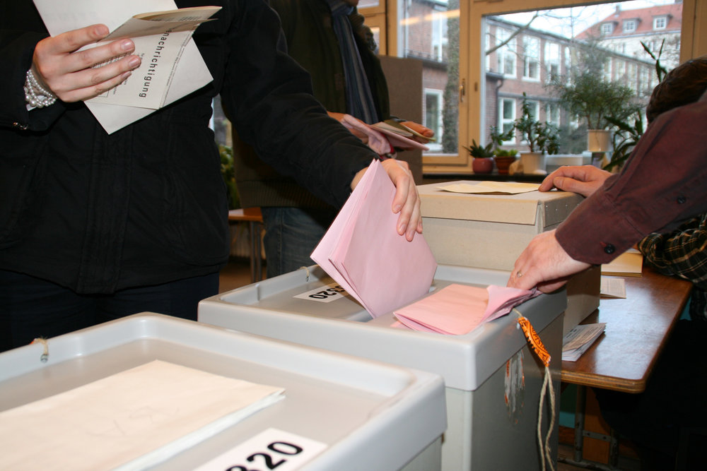 Voting in Germany