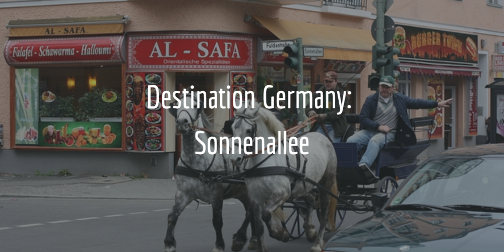 """  Berlin Neukölln Sonnenallee  ""(  CC BY 2.0  )  rundenreisen.org"