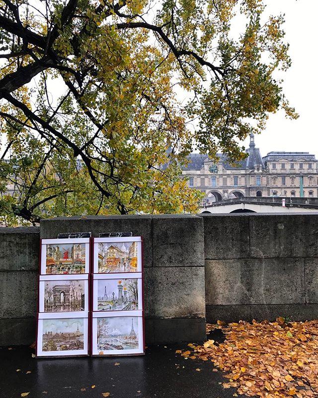Paris, November 2016 🍂🖼