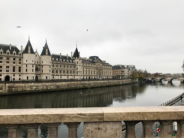 Pretty as a picture 🖼 Paris, November 2016