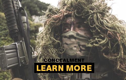 Camouflage & concealment