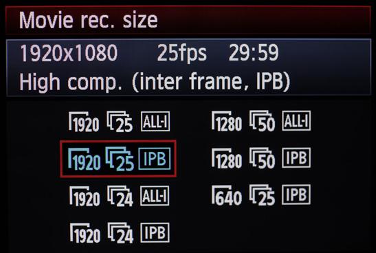 Canon 5D MKiii DSLR