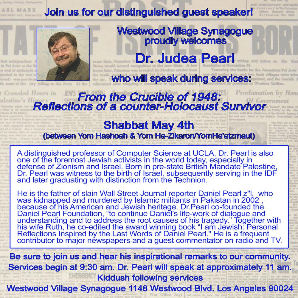 Dr Judea Pearl_5.4.19.jpg
